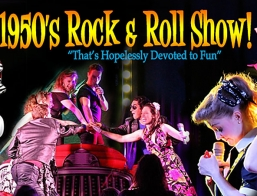 50s Rock N Roll Tribute Show Melbourne