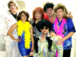 70s Glam Rock Pop Disco Tribute
